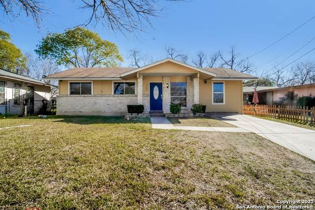 5706 Bienville Dr, San Antonio, TX 78233 (MLS #1504610) :: Williams Realty & Ranches, LLC
