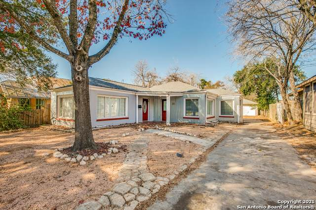 337 Avant Ave, San Antonio, TX 78210 (MLS #1504633) :: Keller Williams Heritage