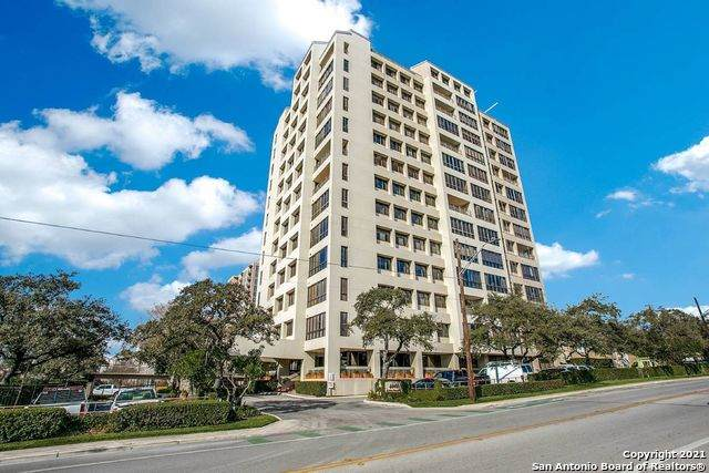 4001 N New Braunfels Ave #704, San Antonio, TX 78209 (MLS #1504650) :: The Castillo Group