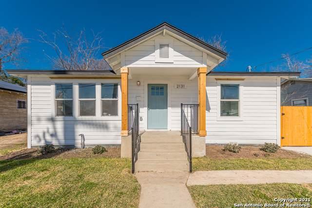 2131 Burnet St, San Antonio, TX 78202 (MLS #1504655) :: Williams Realty & Ranches, LLC