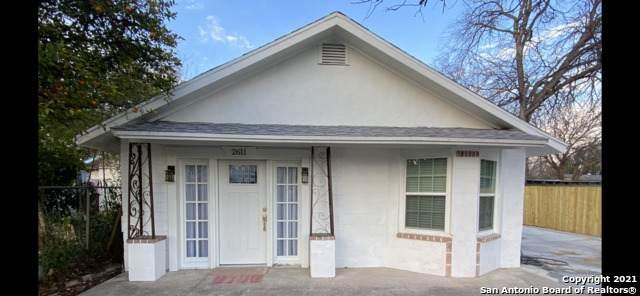 2611 Chihuahua St, San Antonio, TX 78207 (MLS #1504656) :: Williams Realty & Ranches, LLC