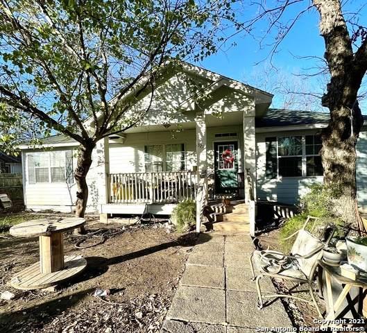 321 Saint Francis Ave, San Antonio, TX 78204 (MLS #1504679) :: Keller Williams Heritage