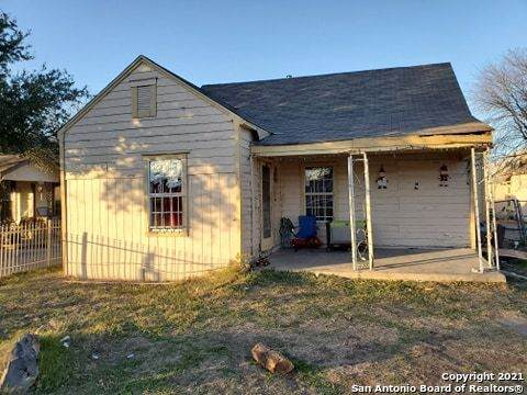 1805 Texas Ave, San Antonio, TX 78228 (MLS #1504744) :: Carter Fine Homes - Keller Williams Heritage