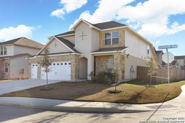 15219 Comanche Mist, San Antonio, TX 78233 (MLS #1504748) :: Real Estate by Design