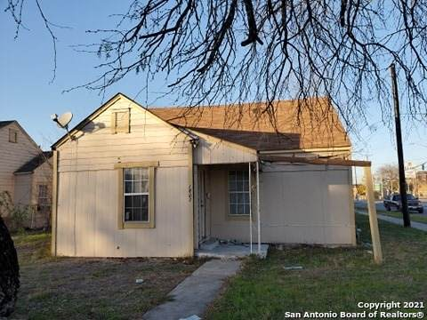 1803 Texas Ave, San Antonio, TX 78228 (MLS #1504749) :: Tom White Group