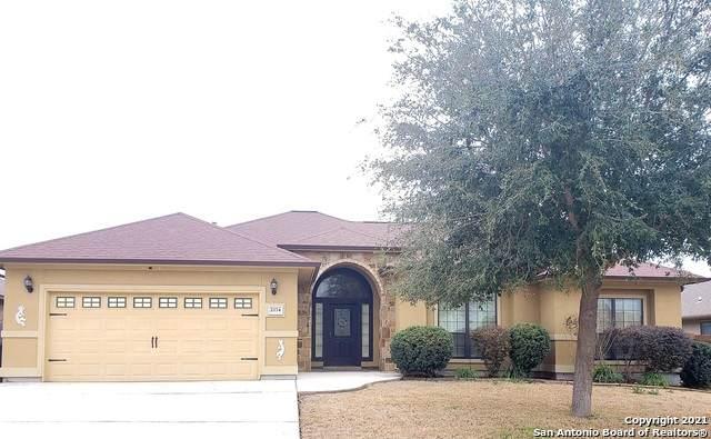 2274 Sun Pebble Way, New Braunfels, TX 78130 (MLS #1504754) :: Real Estate by Design