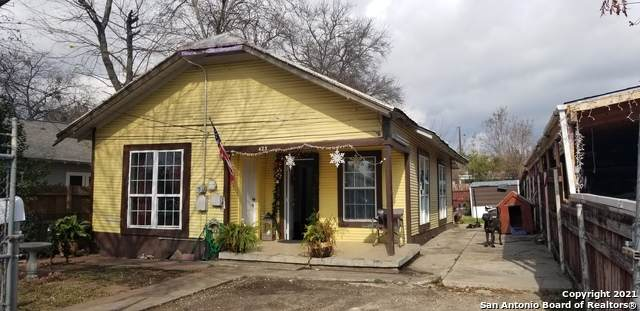 423 Gould St, San Antonio, TX 78207 (MLS #1504758) :: Real Estate by Design