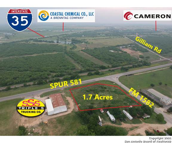 1000 Fm 1582, Pearsall, TX 78061 (MLS #1504767) :: The Real Estate Jesus Team