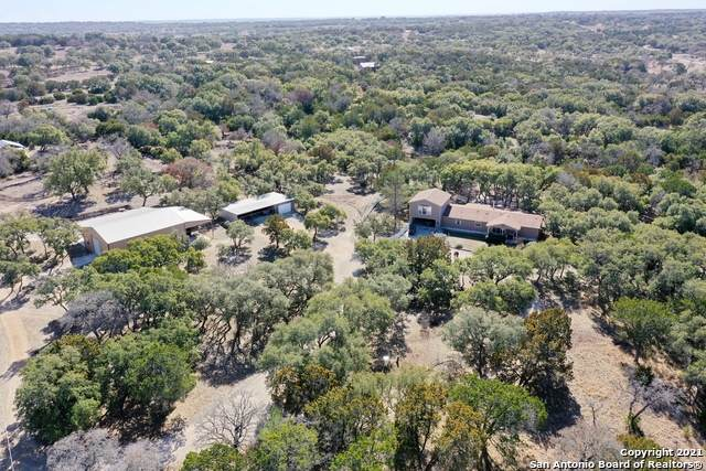 660 Byas Springs Rd, Mountain Home, TX 78058 (MLS #1504795) :: JP & Associates Realtors