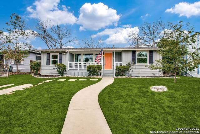 407 Irvington Dr, San Antonio, TX 78209 (MLS #1504835) :: Berkshire Hathaway HomeServices Don Johnson, REALTORS®