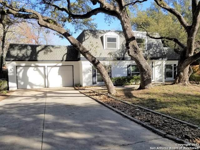 927 Fabulous Dr, San Antonio, TX 78213 (MLS #1504843) :: Vivid Realty