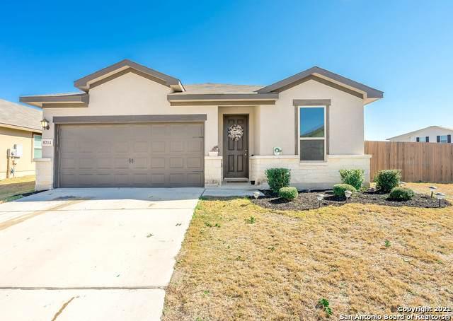8214 Oak Harvest Dr, San Antonio, TX 78254 (MLS #1504845) :: Carolina Garcia Real Estate Group