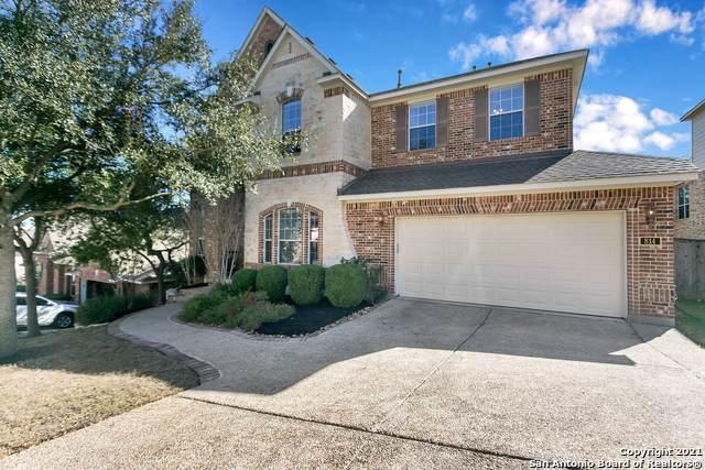 814 Artisan Way, San Antonio, TX 78260 (MLS #1504851) :: Santos and Sandberg
