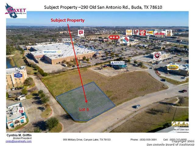 290 Old San Antonio Rd, Buda, TX 78610 (MLS #1504854) :: The Lopez Group