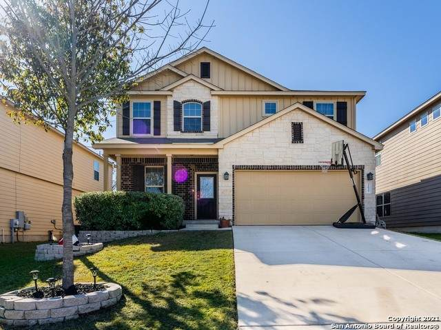 1635 Badger Wolf, San Antonio, TX 78245 (MLS #1504884) :: Tom White Group