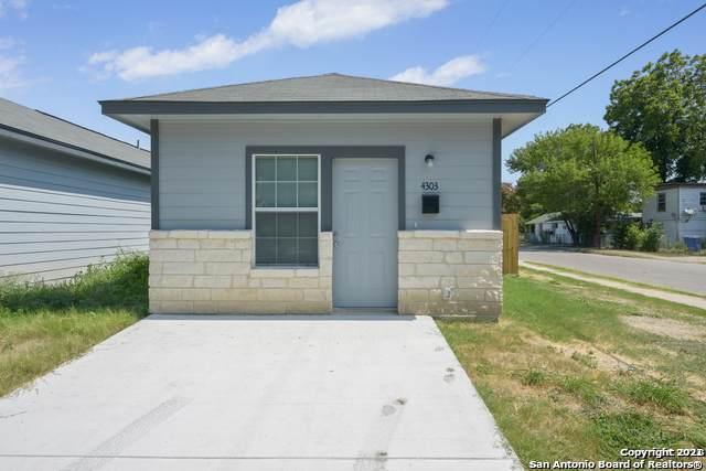 4303 Monterey St, San Antonio, TX 78237 (MLS #1504926) :: The Rise Property Group