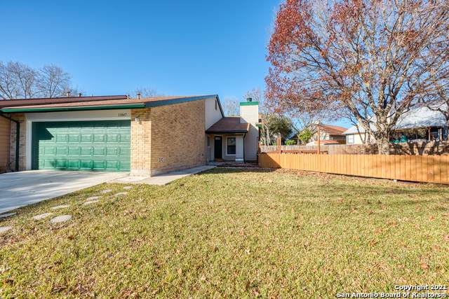 11847 Burning Bend St, San Antonio, TX 78249 (MLS #1504930) :: The Lugo Group