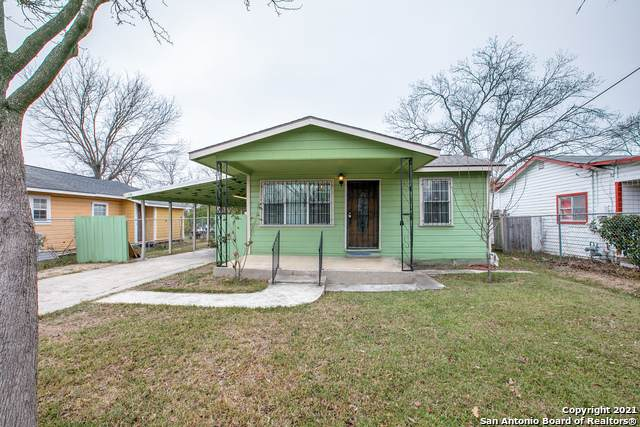 1735 Romero, San Antonio, TX 78237 (MLS #1504936) :: Santos and Sandberg