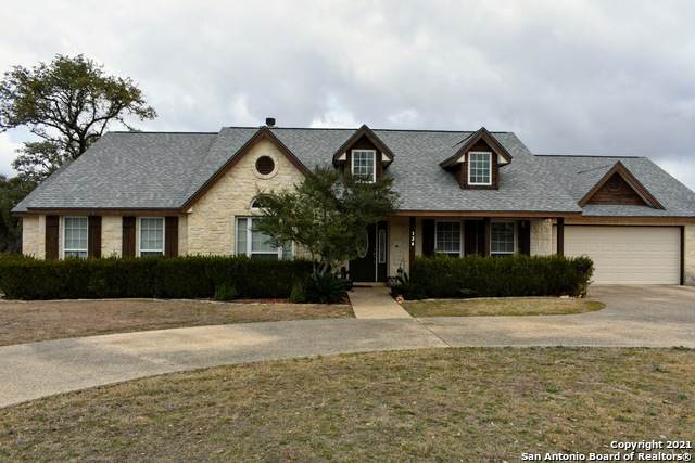 124 Knollwood Cir, Bandera, TX 78003 (MLS #1504950) :: Exquisite Properties, LLC