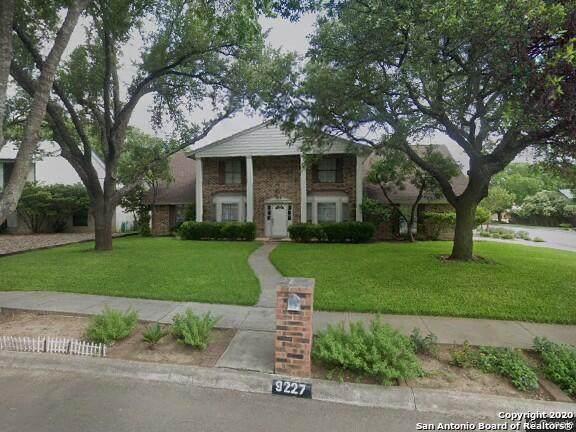 9227 George Kyle St, San Antonio, TX 78240 (MLS #1504963) :: Santos and Sandberg
