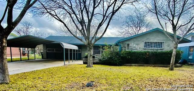 8122 Hohen St, San Antonio, TX 78221 (MLS #1504983) :: The Rise Property Group