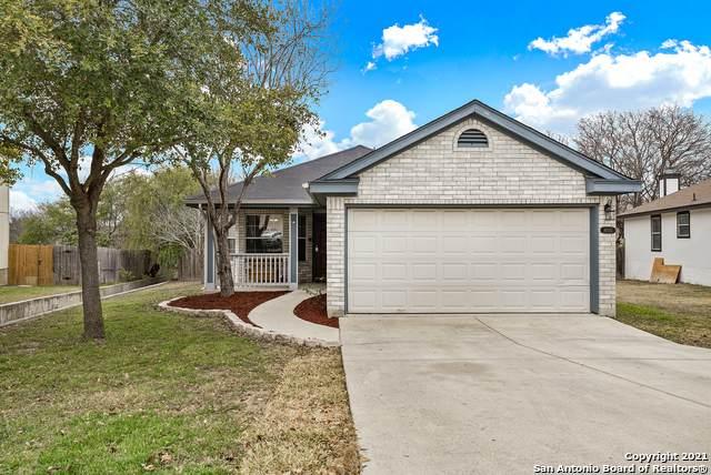 16011 Gino Park, San Antonio, TX 78247 (MLS #1504991) :: BHGRE HomeCity San Antonio