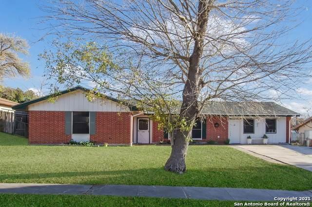 306 Threadneedle Ln, San Antonio, TX 78227 (MLS #1505029) :: Tom White Group