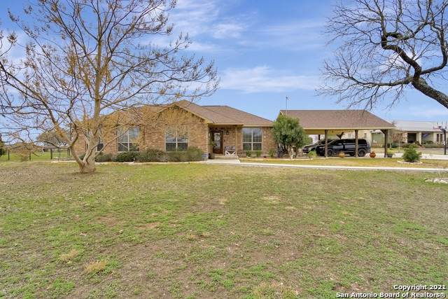 329 Private Road 4703, Castroville, TX 78009 (MLS #1505063) :: Santos and Sandberg