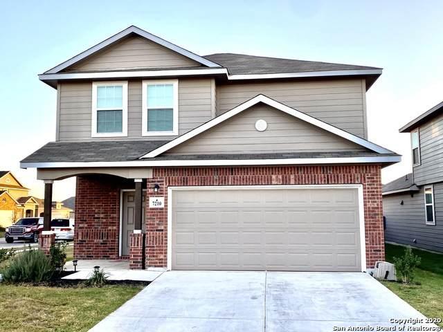 7210 Barrel Stage, San Antonio, TX 78244 (MLS #1505080) :: Alexis Weigand Real Estate Group