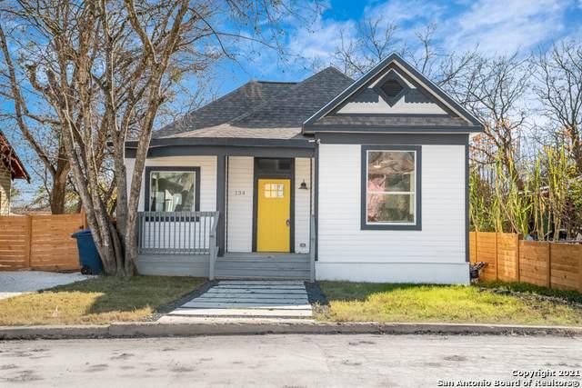 134 Paul St, San Antonio, TX 78203 (MLS #1505111) :: The Rise Property Group