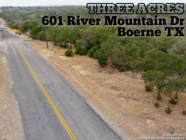 601 River Mountain Dr, Boerne, TX 78006 (MLS #1505135) :: The Real Estate Jesus Team