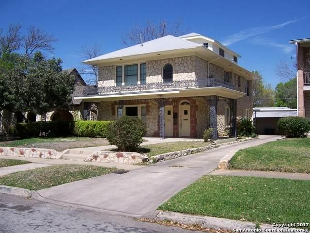 311 E Rosewood Ave #102, San Antonio, TX 78212 (MLS #1505151) :: REsource Realty