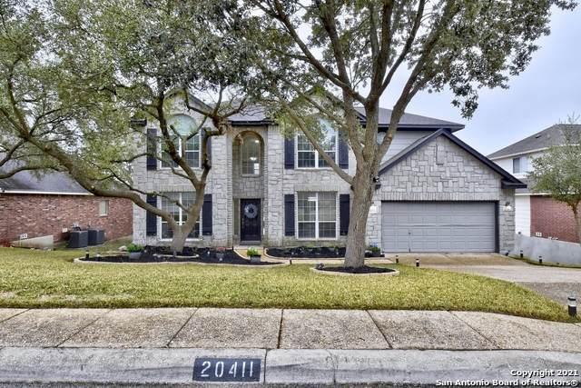 20411 Zeta Vw, San Antonio, TX 78258 (MLS #1505161) :: 2Halls Property Team | Berkshire Hathaway HomeServices PenFed Realty