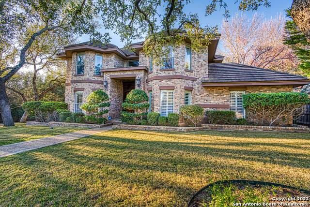 15 Sorrell Place Dr, San Antonio, TX 78248 (MLS #1505190) :: Tom White Group