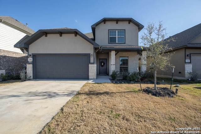 1166 Honey Creek, New Braunfels, TX 78130 (MLS #1505192) :: The Glover Homes & Land Group