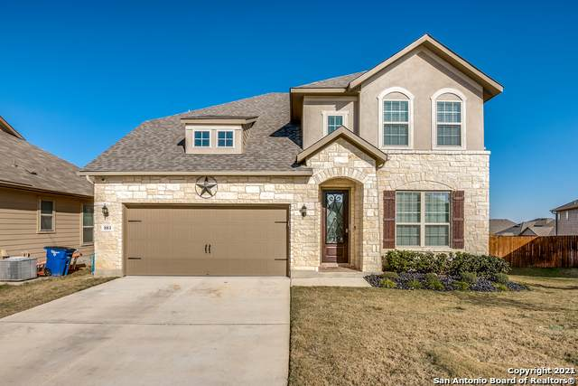 881 Pecan Pt, New Braunfels, TX 78130 (MLS #1505198) :: Tom White Group