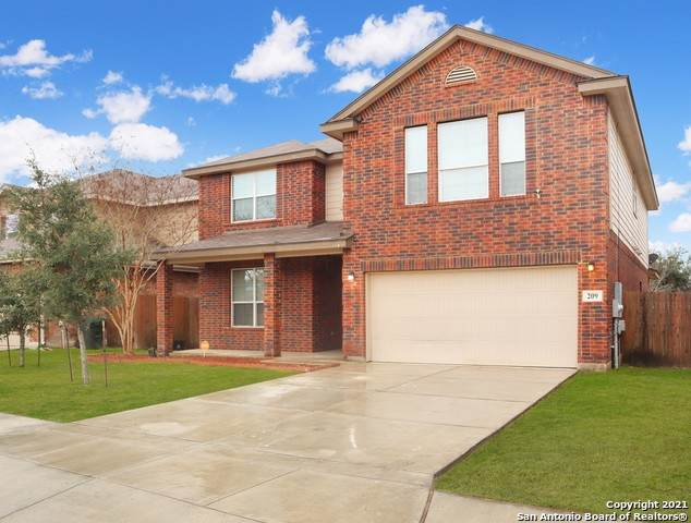 209 Park Heights, Cibolo, TX 78108 (MLS #1505267) :: The Mullen Group | RE/MAX Access