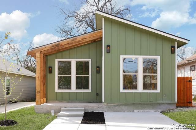 517 S Pine St, San Antonio, TX 78203 (MLS #1505278) :: The Rise Property Group
