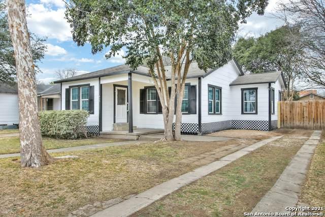 439 Haggin St, San Antonio, TX 78210 (MLS #1505295) :: Berkshire Hathaway HomeServices Don Johnson, REALTORS®