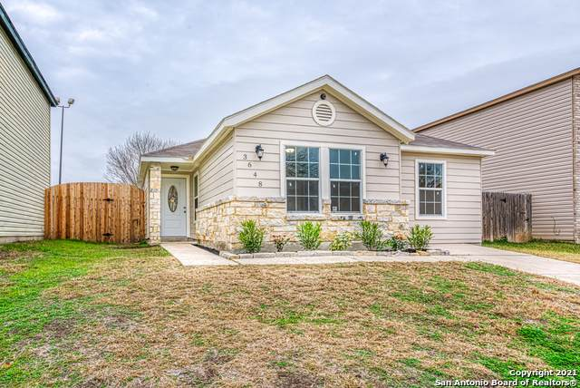 3648 Candlehill, San Antonio, TX 78244 (MLS #1505339) :: The Gradiz Group