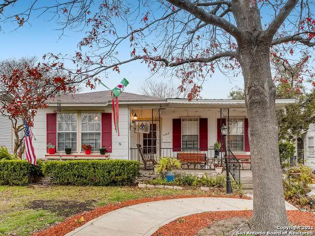 1345 W Hollywood Ave, San Antonio, TX 78201 (MLS #1505348) :: Williams Realty & Ranches, LLC