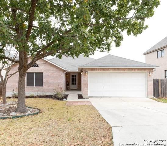 8042 Cantura Mills, Converse, TX 78109 (MLS #1505359) :: BHGRE HomeCity San Antonio