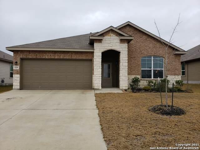 529 Swift Move, Cibolo, TX 78108 (MLS #1505361) :: The Gradiz Group