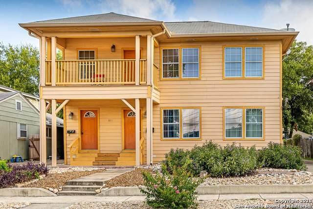 611 W Ridgewood Ct #2, San Antonio, TX 78212 (MLS #1505372) :: The Gradiz Group