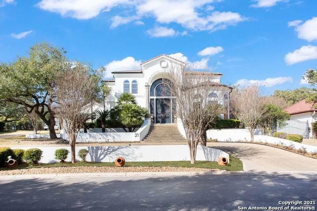 21 Eton Green Circle, San Antonio, TX 78257 (MLS #1505387) :: The Castillo Group