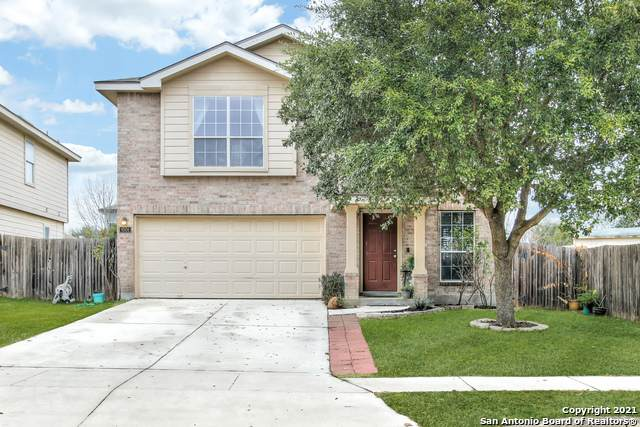 9506 Mustang Farm, San Antonio, TX 78254 (MLS #1505401) :: The Rise Property Group
