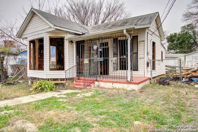 909 Wyoming St, San Antonio, TX 78203 (MLS #1505414) :: Alexis Weigand Real Estate Group