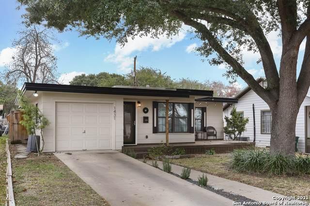 314 E Theo Ave, San Antonio, TX 78214 (MLS #1505438) :: The Real Estate Jesus Team