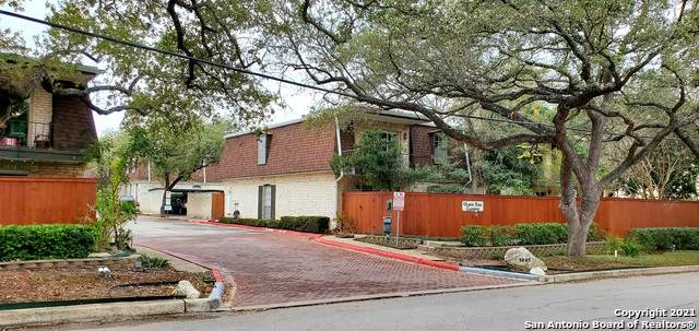 1045 Shook Ave 132G, San Antonio, TX 78212 (MLS #1505464) :: JP & Associates Realtors
