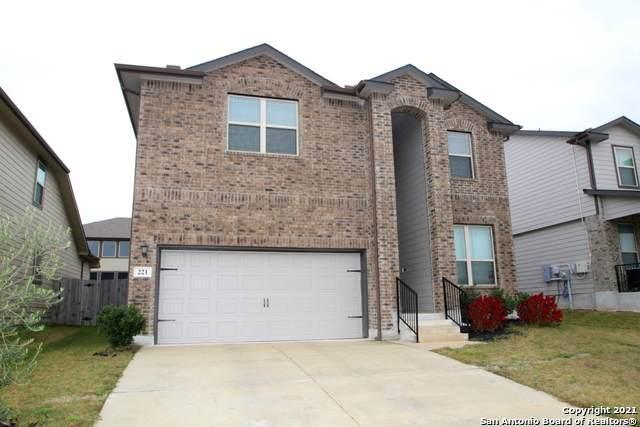 221 Prairie Vista, Cibolo, TX 78108 (MLS #1505477) :: The Lugo Group
